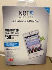 New LG Optimus Dynamic Smartphone for Net10