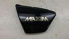 1980 Yamaha XJ750 XJ 750 Midnight Maxim Y558' left side cover panel
