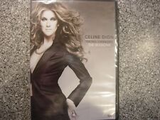 NEW / Sealed by Mfger: CELINE DION TAKING CHANCES THE SESSIONS DVD 2007