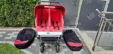 Zwillingskinderwagen, Geschwisterwagen