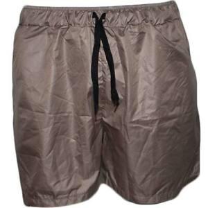 Costume mare uomo box modello pantaloncino corto laccio made in italy asciugatur