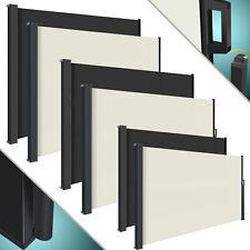 KESSER® Seitenmarkise Ausziehbar Seitenwandmarkise Markise Sichtschutz Balkon