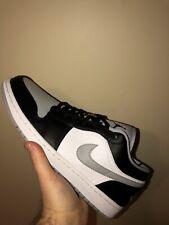 Nike Air Jordan 1 Retro Low Shadow Grey Toe 553558-039 Size US 12 SHIPS TODAY!