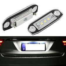 For Volvo S80 XC90 S40 V70 V50 LED License Number Plate Light Lamp 6500K 12V(Fits: 2006 Volvo)