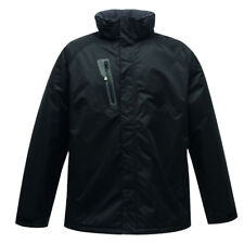 Regatta Jacket Trekmax Padded Insulated Waterproof Working Hiking Hoodie Black