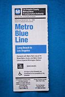 Metro Blue Line - Los Angeles to Long Beach - Dec 10, 1995