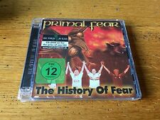 PRIMAL FEAR The History of Fear  -  CD