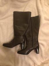 EUC David Tate Leather Boots
