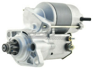 Remanufactured Starter  BBB Industries  17714