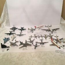 Lot of 26 Airplanes DELTA SCHABAK GERMANY AMERICAN CONDOR HEPA WINGS & MORE