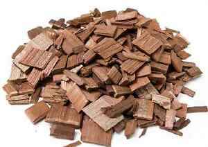 Oak Chips  for homebrew wine 50g - French Medium Toasted . Free Fast Delivery UK