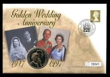 First Day of Issue Royalty Used Great Britain First Day Covers (1971-Now)