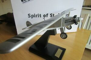 DANBURY MINT Spirit of Saint Louis Ryan monoplane 1/48th