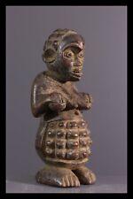 BULU FIGURE AFRICAN TRIBAL ART AFRICAIN ARTE AFRICANA AFRIKANISCHE KUNST **