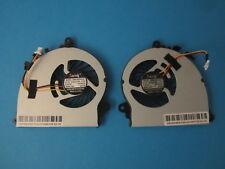 Ventilateur CPU FAN MSI gs70 gs72 ms-1771 ms-1773 L + R xiorbi p100 3pin gauche + Re
