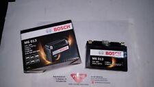 BATTERIA BOSCH M6013 YT9B-BS YT9-B4 COD 15114 TMAX XMAX MAJESTY MT03 YAMAHA