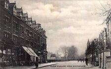 New Southgate. Bank Parade by Rayne's Library, Enfield.