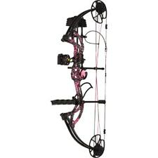 Bear Archery Cruzer G2 Compound Bow Right Hand RTH Package Muddy Girl