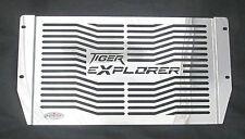 TRIUMPH TIGER 1200 EXPLORER (12-16) RADIATOR PROTECTOR COVER GUARD GRILL T020L