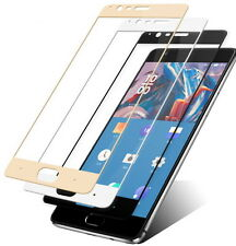 Buy 1 get 1 free 9H  FULL Tempered glass Screen protector for OnePlus 5 (2017)