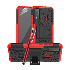 For Huawei P Smart 2020 Case, Heavy Duty Hard Tough Dual Hybrid Shockproof Cover