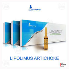 LIPOLIMUS DENOVA MESOTHERAPY ARTICHOKE ANTI CELLULITE FAT BURNER DIURETIC