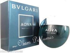 Bvlgari Aqva (Aqua) Pour Homme Men Edt Spray 5.0oz 150ml * New in Box *