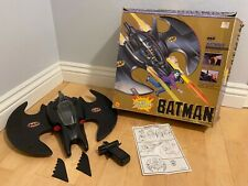 Toy Biz Batwing Villain Cruncher 1989 Batman Used