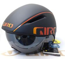 Giro Aerohead MIPS Matte Gray Firechrome Medium