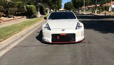 370z Front Lip Splitter