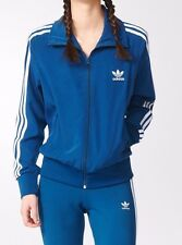 Hit!!! ADIDAS ORIGINALS para Mujer Firebird Track de Superdry, talla UK 8/10/12