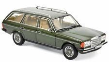 Norev 1/18 183730 Mercedes-benz 230t (1980) Vert Métallique