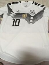 100% Official Mesut Ozil Germany World Cup 2018 Home Jersey Shirt Authentic