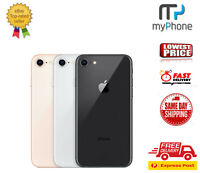 CHEAPEST Apple iPhone 8 [64GB/256GB]  A1863 Unlocked Smtphone Au Stk Free Exp