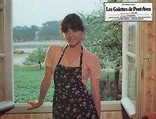 SEXY JEANNE GOUPIL  LES GALETTES DE PONT-AVEN 1975 PHOTO D'EXPLOITATION N°6