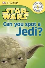 DK Readers Pre-Level 1: Can You Spot a Jedi? (Star Wars) (Learning to Read) 2014