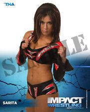 Official TNA Impact Wrestling - Sarita 8x10 P-49