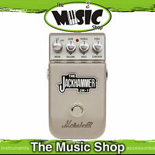 New Marshall JH1 Jackhammer Overdrive & Distortion Guitar Effects Pedal - JH-1