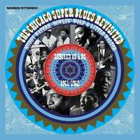 WATERS/WOLF/WALTER - CHICAGO SUPER BLUES REVISITED   CD NEU