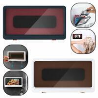 Universal Wandhalterung Küche Wohnzimmer Bad Wasserdicht Handyhalter Touchscreen