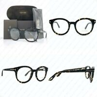 Authentic Tom Ford TF5491 052 54mm Havana Brown FT5491 Eyeglasses