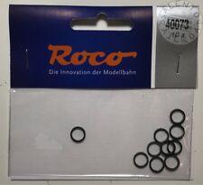 ricambi H0: ROCO 40073 anelli di aderenza 8,8-10,2 mm (conf. 10 pz)