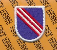 4th SOCCE Special Operations Cmd & Control Element beret flash patch #3 m/e