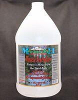 MIRACLE II NEUTRALIZER LIQUID GAL TOTAL BODY pH BALANCE CLEANSE /DETOX FREE SHIP