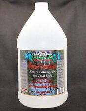 MIRACLE II NEUTRALIZER LIQUID GAL TOTAL BODY pH BALANCE CLEANSE /DETOX FREE SHIP