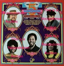 SEALED NEW RARE THE 5th DIMENSION GREATEST HITS ON EARTH 1972 BELL LP FREE SHIP