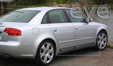 AUDI A4 B6 B7 S4 LOOK SIDE BLADES / DOOR BLADES