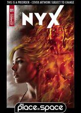 (WK45) NYX #1A - PARRILLO - PREORDER NOV 10TH
