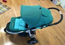 Bumbleride Indie Jogging Stroller w/Travel Bag & Rain Shield! Super Clean!
