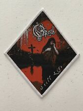 Opeth — Still Life Woven Patch